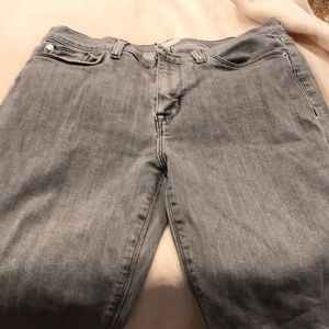 Hudson denim gray jeans size 29